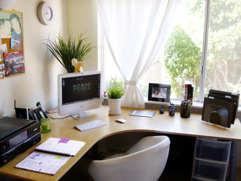 oficina ventana