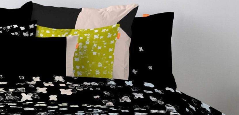 Ropa de cama con estilo nórdico