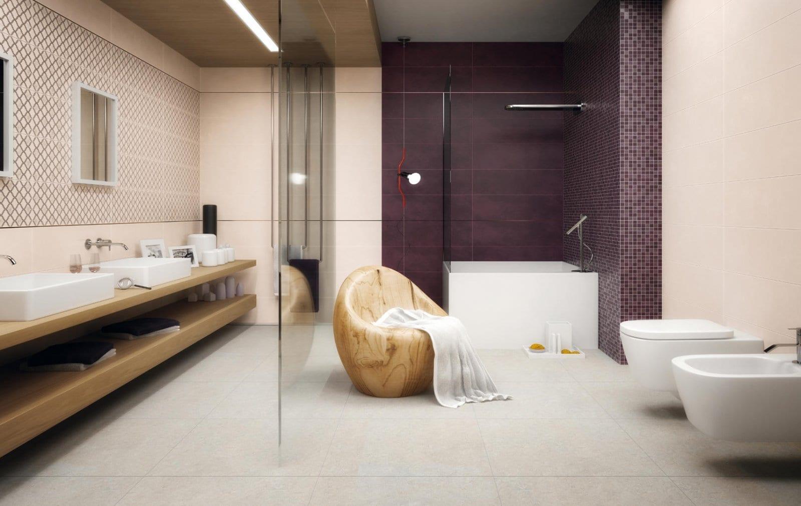 C mo convertir tu cuarto de ba o en un spa - Como disenar un cuarto de bano ...