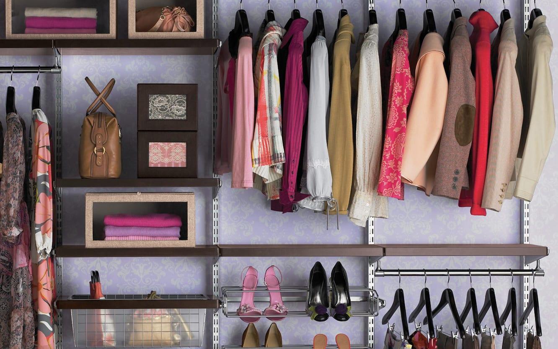 Aprende a ordenar correctamente tu armario