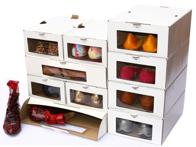 Aprende a ordenar correctamente tu armario for Armario para zapatos