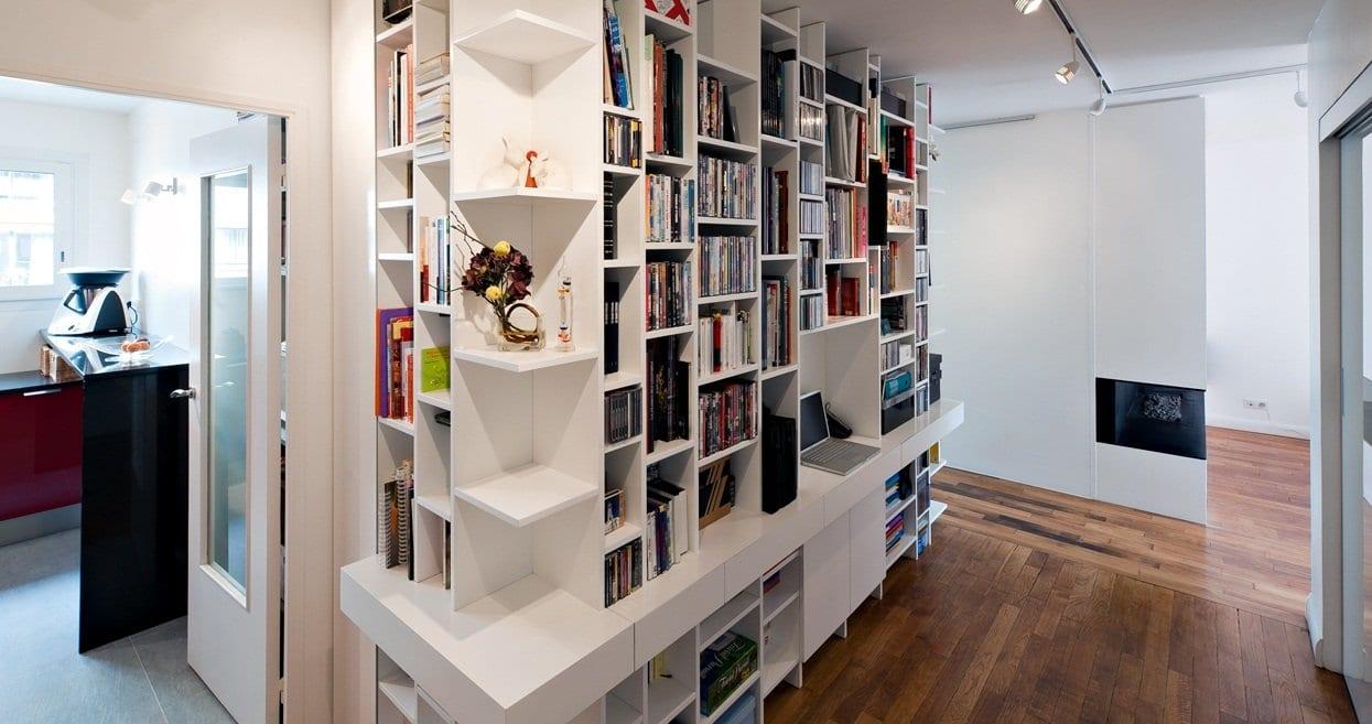 Cómo ganar espacio en tu casa