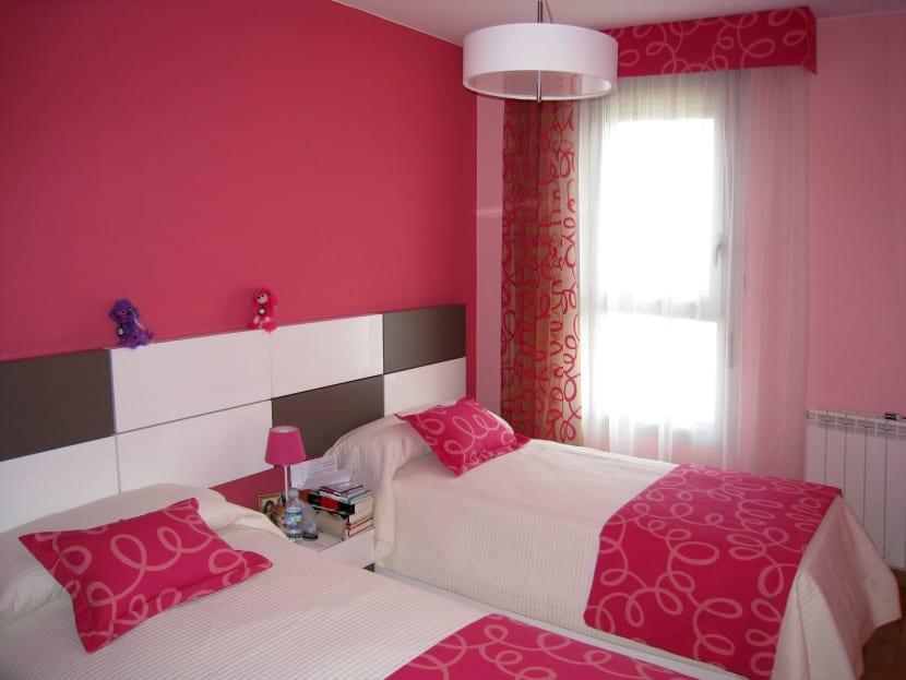Elige la mejor cortina para tu dormitorio - Dormitorios juveniles ninas ...
