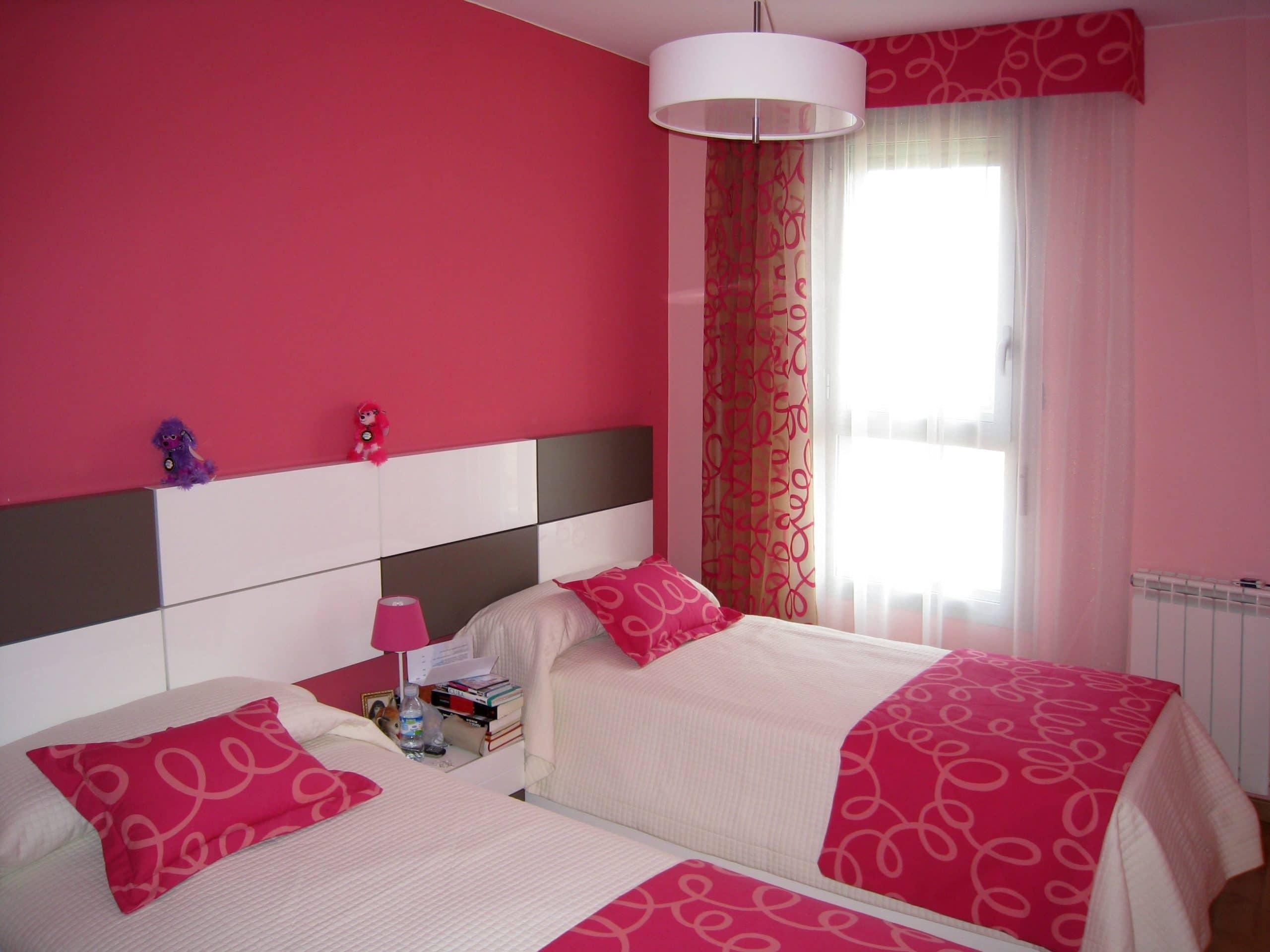 Elige la mejor cortina para tu dormitorio - Decoracion de habitacion juvenil ...