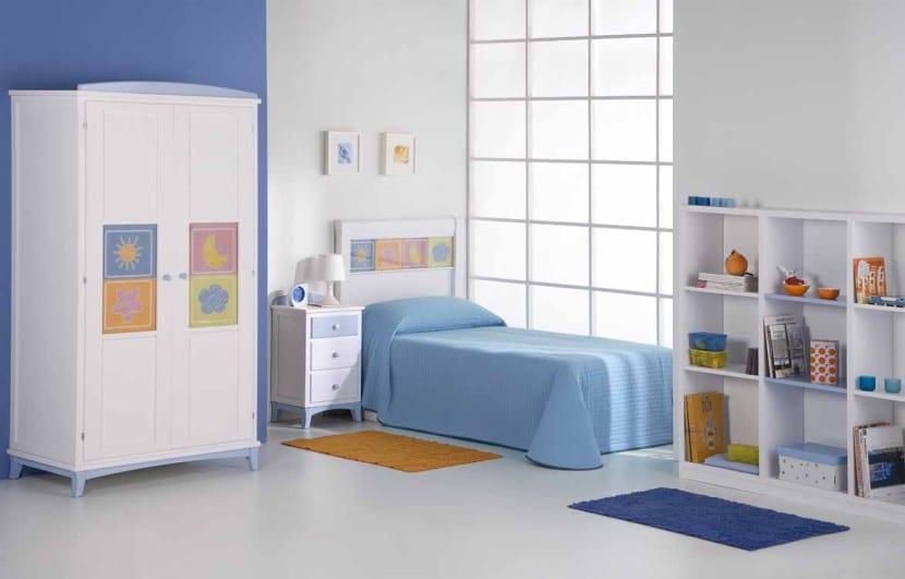 El mejor mobiliario para habitaciones infantiles y juveniles - Habitaciones para ninos pequenos ...