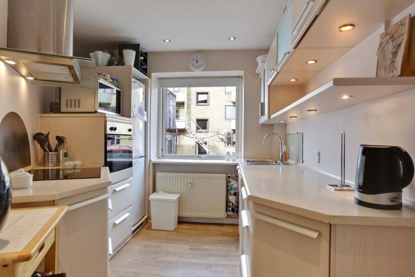 Saca el m ximo partido a los espacios peque os - Interiorismo pisos pequenos ...