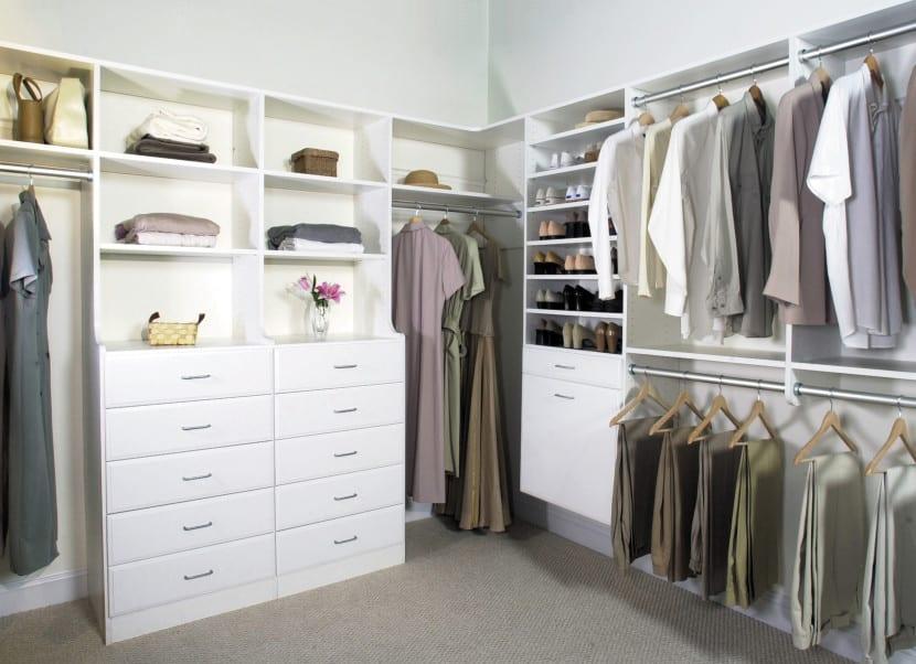 armario de lujo