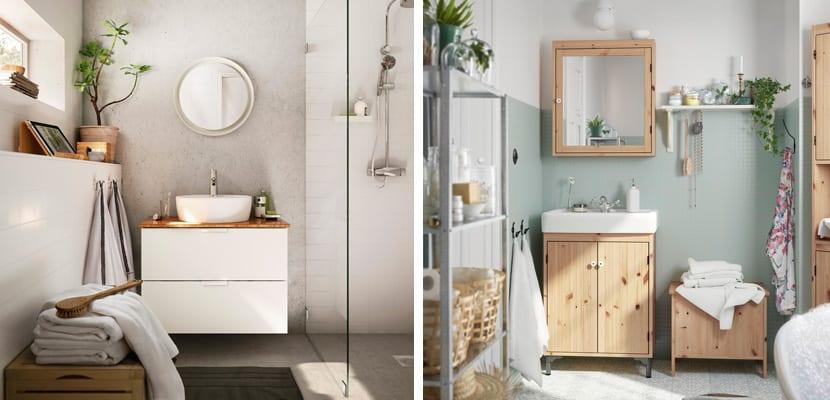 Bonito cuartos de ba o ikea fotos muebles de bano y - Decoracion de banos ikea ...