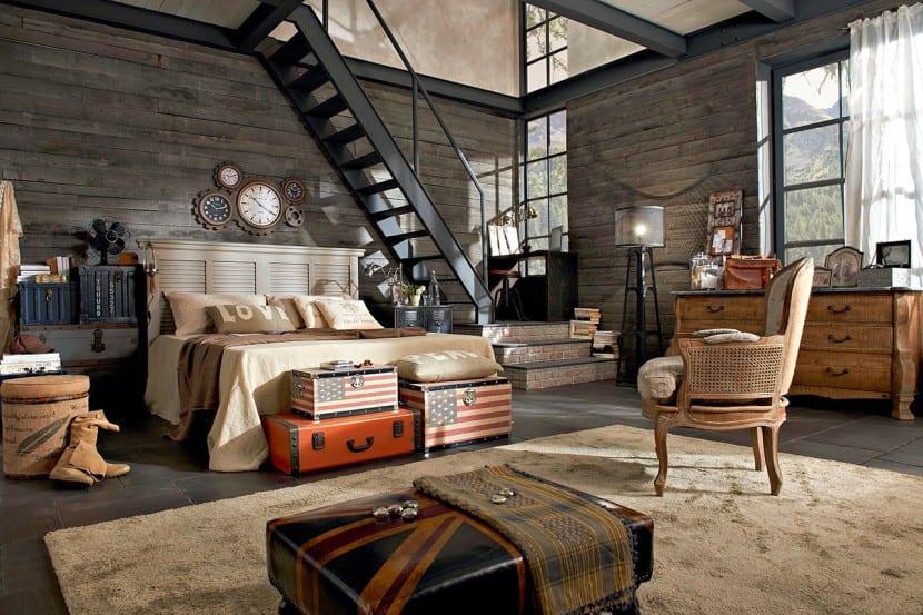 cómo conseguir el estilo industrial en tu hogar