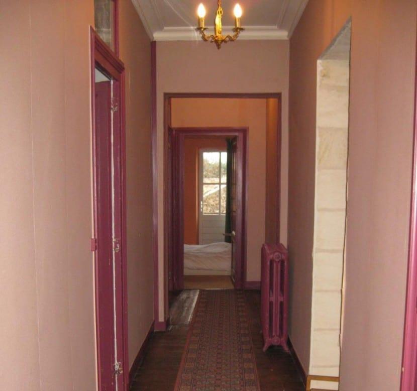 El mejor color para pintar el pasillo de tu casa - Ideas para pintar un pasillo ...