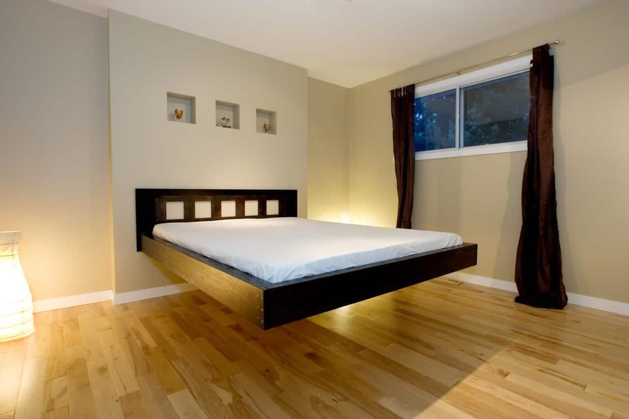 Camas Flotantes En El Dormitorio 191 Es Posible