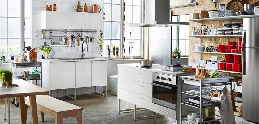 Nueva colección de cocinas de Ikea