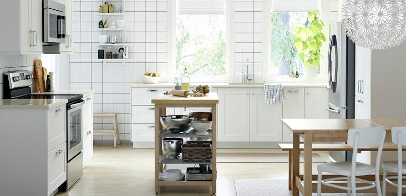 Cocinas de Ikea