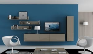 decorar tu casa con el color azul