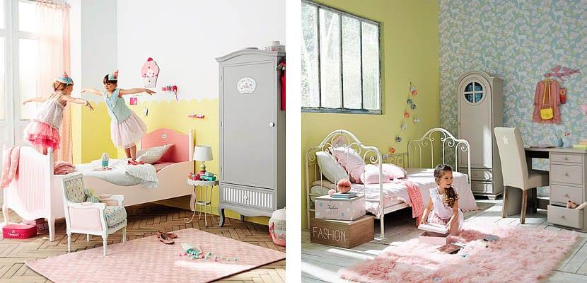 Habitaciones para ni a maisons du monde for Dormitorio nina barato