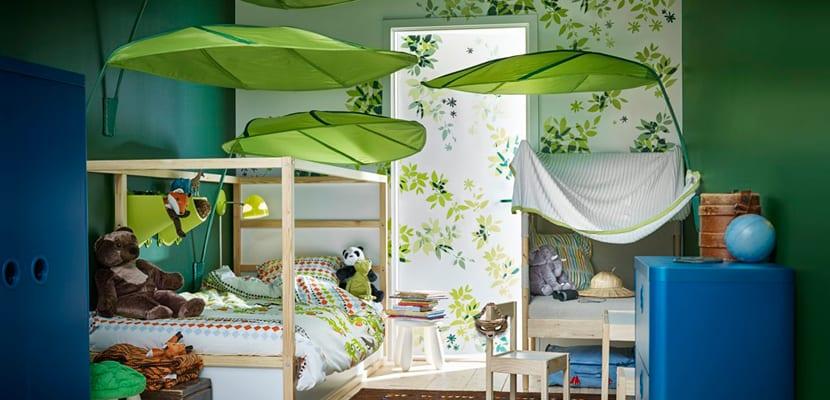 Colecci n de muebles infantiles ikea for Muebles infantiles ikea