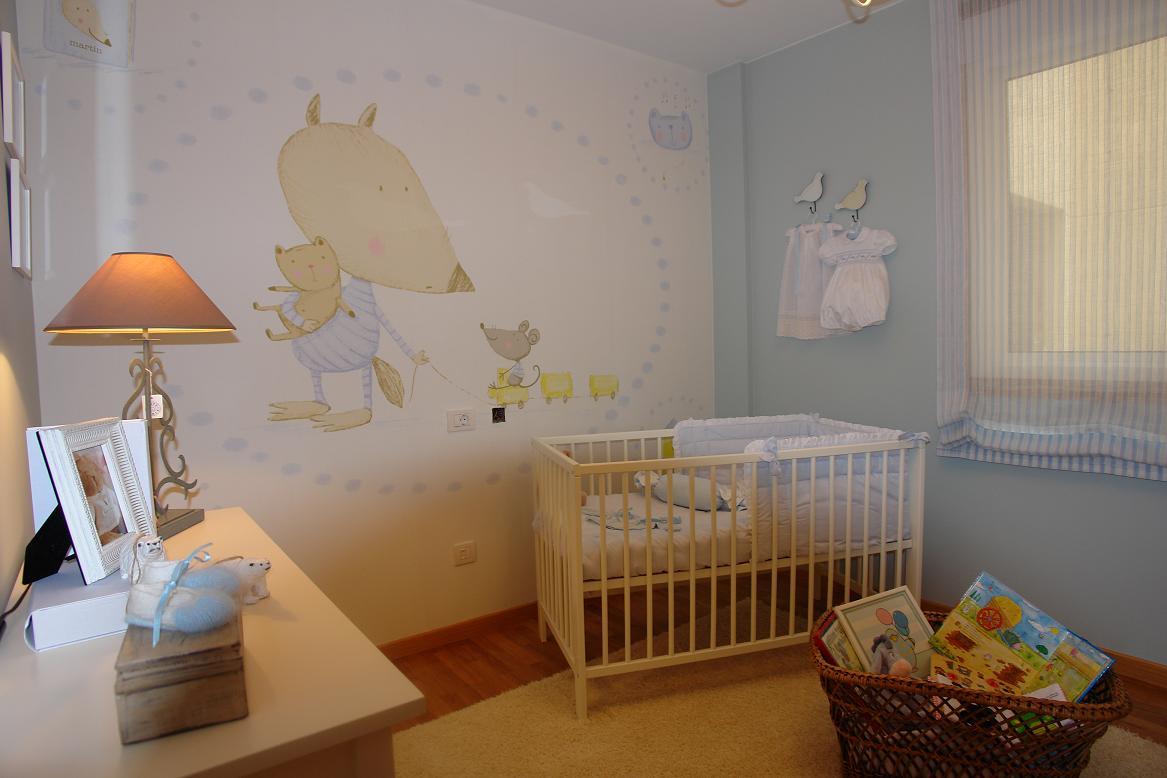 los colores perfectos para la habitación de tu bebé
