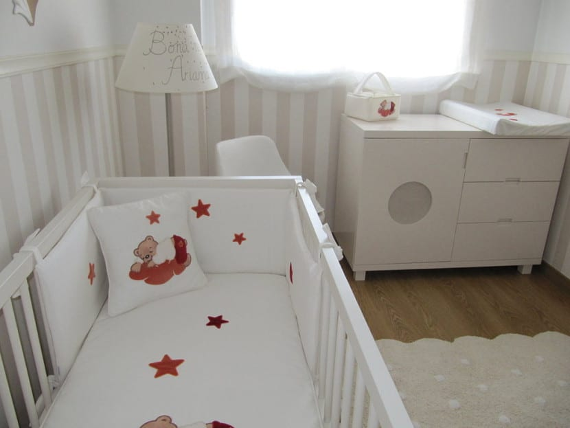 los mejores colores para el dormitorio de tu bebé
