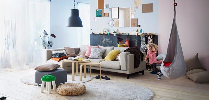 Salones de Ikea