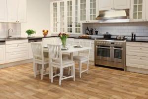 suelos de vinilo para la cocina