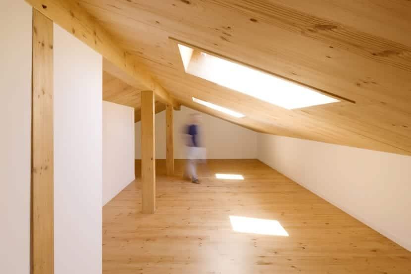 techos de madera para el hogar