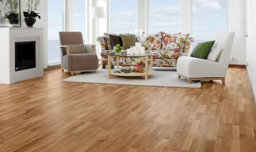 C mo colocar suelo de madera en tu hogar - Como colocar suelo ...