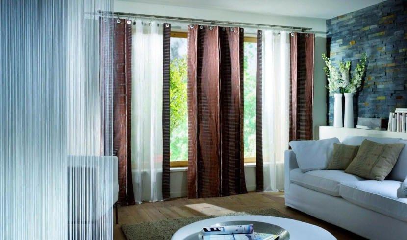 Cmo elegir las mejores cortinas para el saln