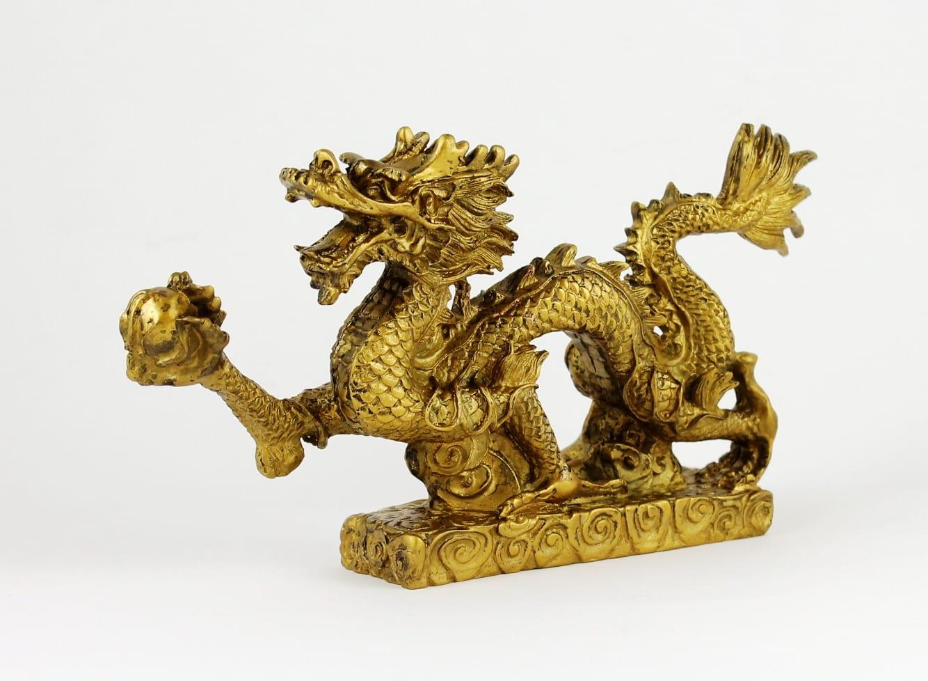 Cómo usar el dragón Feng Shui en tu hogar