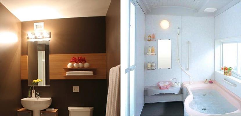 consejos para iluminar ba os peque os On luces para baños fotos