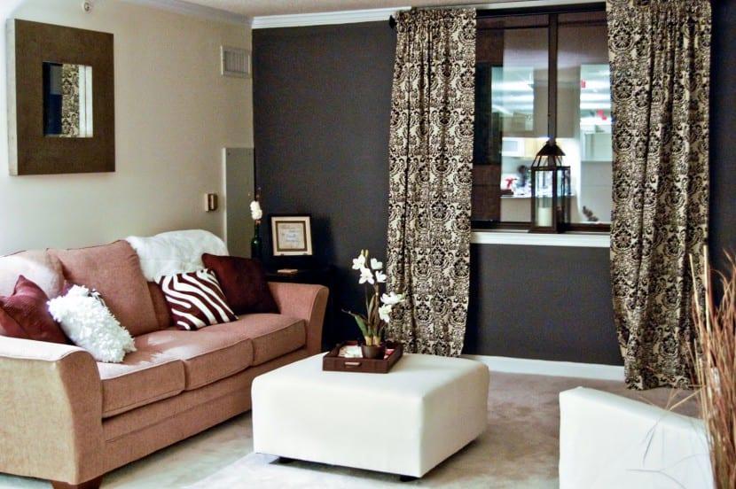 Hermosa Muebles Grandes Mesa De Café Otomana Cuadrada Ideas ...