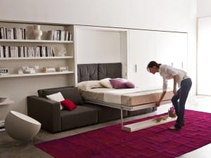 sofás cama para decorar el hogar