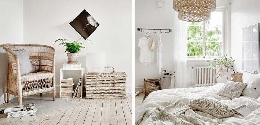 Toques naturales para decorar tu hogar for Objetos decoracion hogar