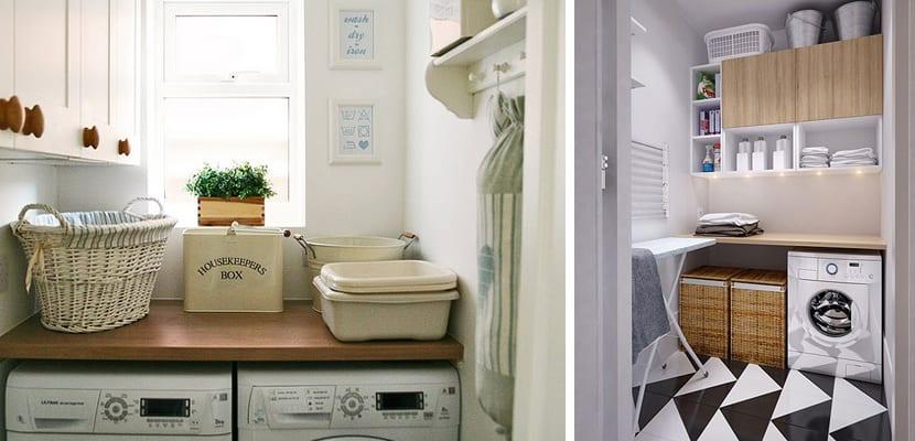 Decorar la zona de lavander a for Decoracion de interiores zona sur