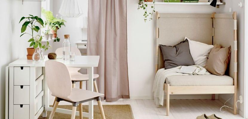Novedades en comedores de Ikea