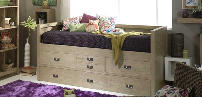 Dormitorios juveniles Banak Importa