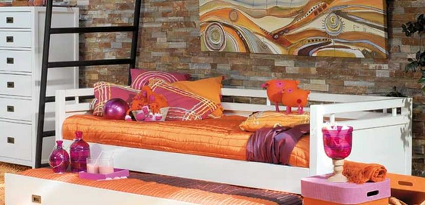 Dormitorios infantiles Banak Importa