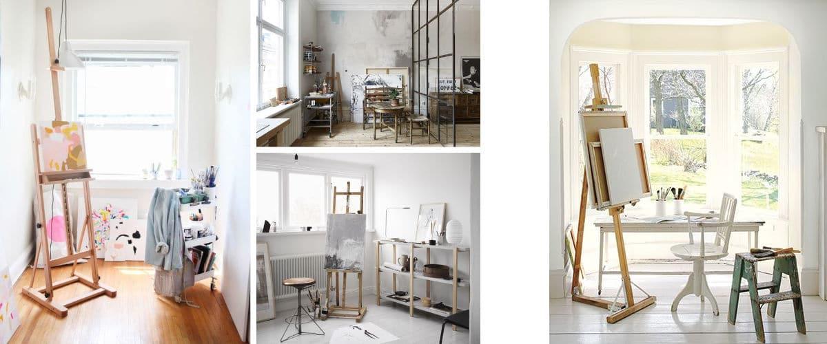 Consigue muebles adecuados para tu estudio