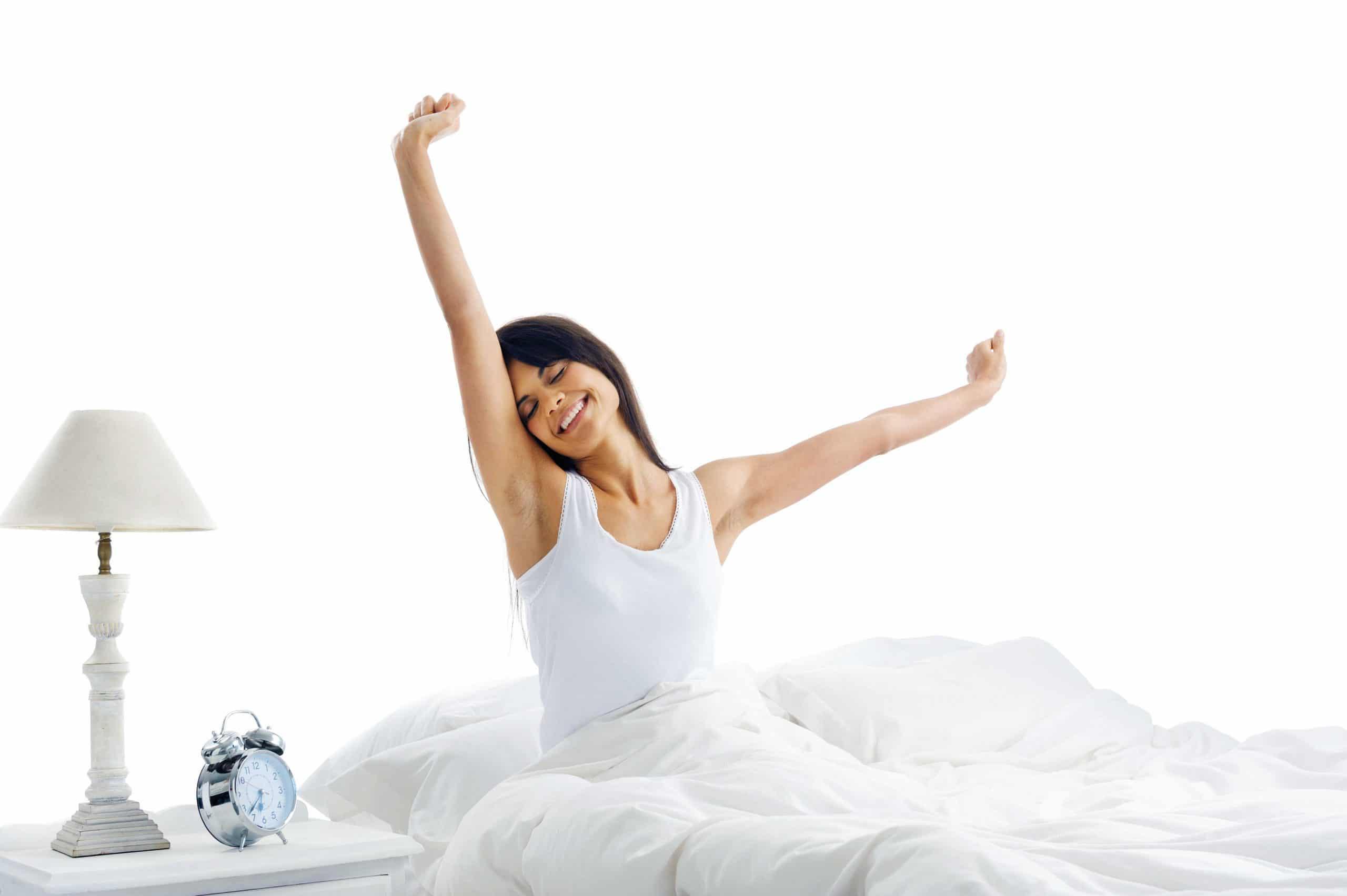 Decorar el dormitorio para mejorar el sue o - Orientacion cama dormir bien ...