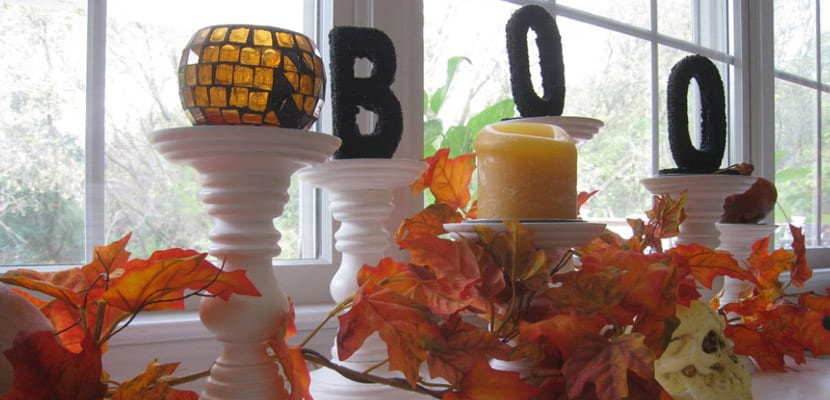 C mo decorar el sal n para halloween - Como decorar halloween ...