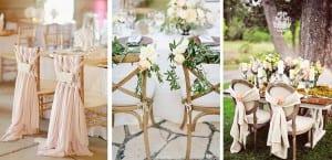 Sillas boda