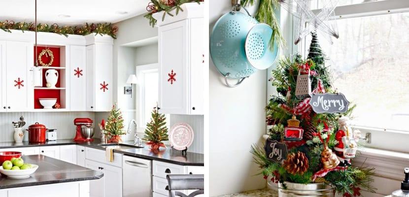 Cocina en Navidad