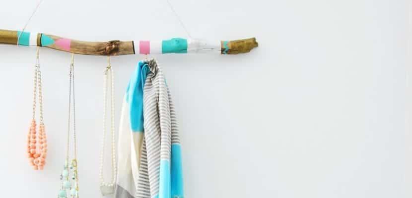 Colgadores originales para el hogar for Cosas decorativas para el hogar