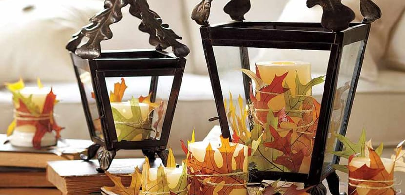 Proyectos decorativos para otoño