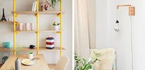 proyectos DIY con tubos de pvc