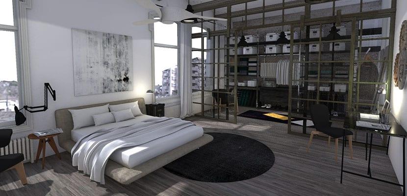 Dormitorios masculinos