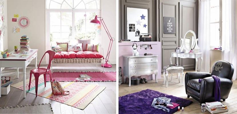 C mo decorar las habitaciones para adolescentes for Diseno de habitacion para adolescente