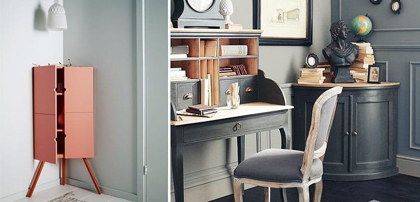 Muebles esquineros para optimizar el espacio - Esquineros para paredes ...