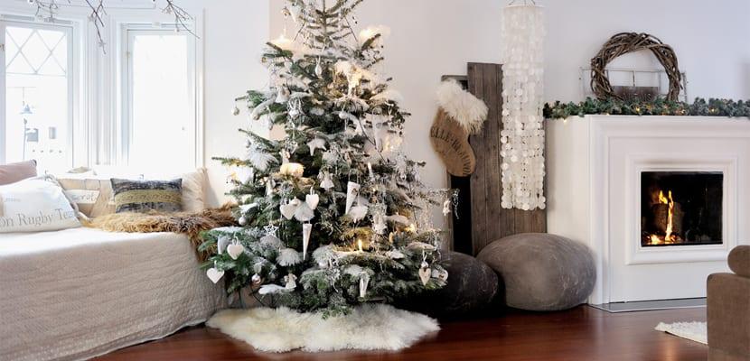 Navidad estilo nórdico