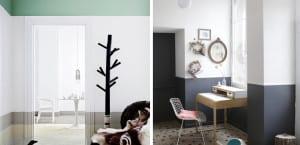 Pintar las paredes de forma original