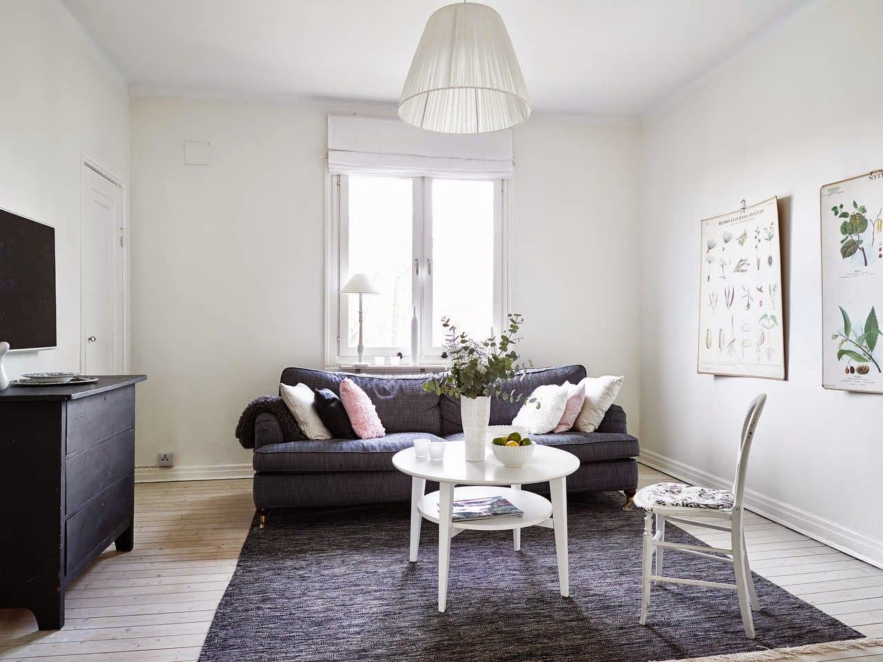 Consejos para decorar un piso de soltera for Decorar in piso